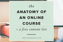 Business Courses for Bloggers / A collection of attending-worthy business courses, online or offline, free or paid. That will help you start, run, and grow your businesses.