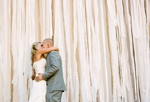 Backdrops are beautiful!  / Backdrops for weddings, ceremonies and all kind of parties