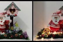 NATAL / Enfeites para o Natal.
