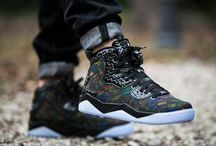 "Air Jordan Spike Forty ""BHM"" QS (836750-045)"