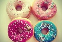 Donuts and other sweets