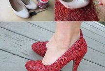 Schuhe pimpen