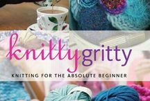 Knit - Books & Issues / Must have books to further my addiction... I either already have them or want them badly. / by Tyra Wahl
