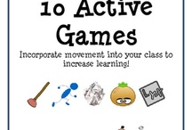 Games, Songs and Activities