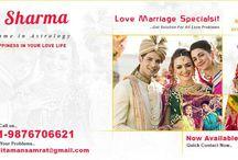 Intercaste love marriage specialist astrologer guru Aman Sharma call +91 9876706621
