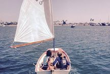 Water Activities / There are plenty of ways to enjoy the sun and sea at Ventura Harbor.