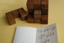Top Interlocking Cube Puzzles
