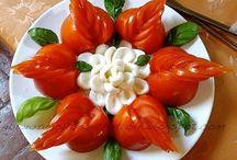 Salata  dekoru