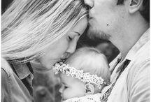Gyerek és családi fotó minták