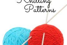 free knitting patterns websites