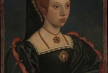 Tudor / Tudors and items relating to them including Mary, Queen of Scots information / by Cynthia Nickerson