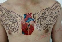 Tattos de coração