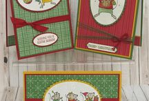 Stampin Up Christmas 2016