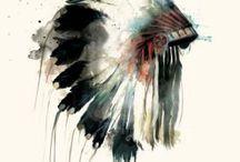 Native Americans / by Janelle Labonte Staroba