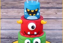 Jacobo's monster 3rd bday