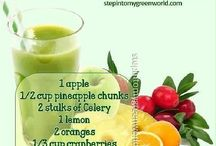 Detox and smoothies / by Vanessa Luis