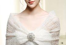 Bride Shawl & Jacket