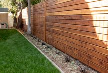 Enclosure fence