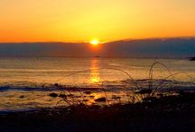Rockport Sunrise / Capturing the first moments of the day in Rockport. Photos by Amy K Designs.