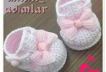Bebek çizmeleri