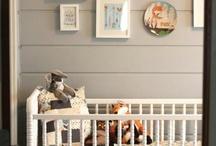 Bowen's Baby room!!!!  / by Megan Jones