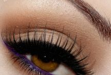 make-up / by Ashley Davis