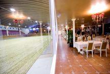 Restaurante y bar / Restaurante y bar de Binomio Ecuestre