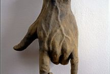 Woodcarving.Hand