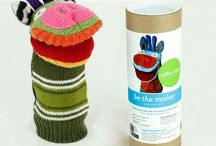 DIY KITS / Make your own stuffed animals, puppets, and toys