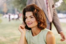 JACQUELINE BOUVIER KENNEDY& HER FAMILY IMAGES / JACKIE KENNEDY AND HER FAMILY / by KAREN EDGINGTON