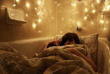 fairy lights / by Jessica Newhouse