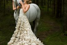 Koń plus suknia