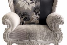 bumm bliss / patchwork chair  / by Robin Higgins Catalano