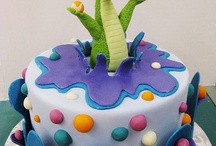 Dragon Cake / by Eli