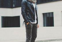 Male fashion clothes