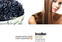 θεραπείες μαλλιών / press  hair therapy