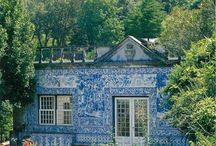 tiles azulejos portugal