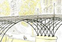 05 - Paris - La Seine, ses ponts, ses quais