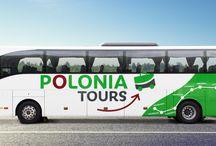 Autokary Polonia Tours / Nowa linia autokarowa Polonia Tours, jeżdżąca z Polski do Niemiec: www.biletyautokarowe.pl/poloniatours