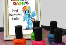 My Little Pony Party / My little pony party ideas