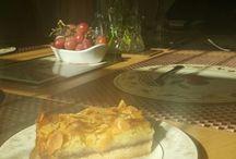 Mopps Special Bakewell Tart