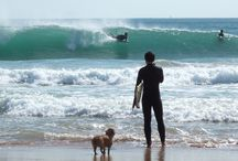 Playas para practicar Surf