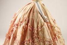 Dress of the last century
