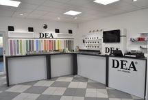 DEA Store / Vieni ad incontrare lo staff DEA nella sede di Lavis,o in centro storico a Trento e prova tutti, ma proprio tutti, i prodotti DEA!