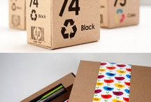 Office. Packaging supplies