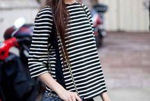Paris Mode / La mode parisienne