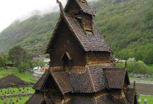 Interesting Buildings, Churches & Castles