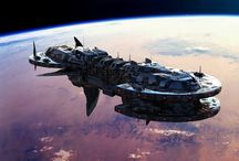 SciFi Concepts | Ships / Starships
