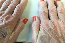Ihanaa Naistenpäivää / Käsi-ja kynsihoidot naistenpäivän kunniaksi