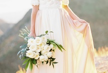 Modest Wedding Gowns III / perfect for the LDS (Mormon) bride too! / by Alissa